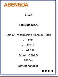 Landmark transactions